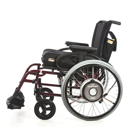 QUICKIE Xtender Power Assist Wheelchair Accessory